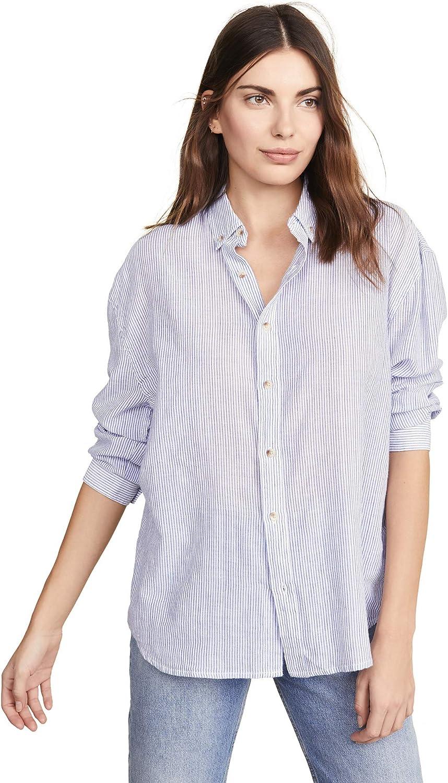 B07QKF3441 Rolla's Women's Slouch Stripe Shirt 81KfQGPBdpL