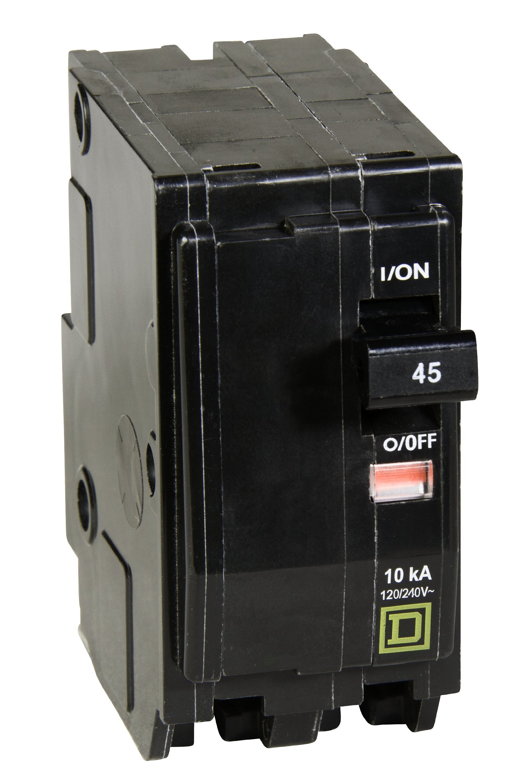 Square D by Schneider Electric QO245CP QO 45-Amp Two-Pole Circuit Breaker