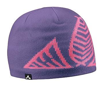 Vaude 03562 Bonnet pour enfant Berg Beanie Taille unique Violet Purple  viola Size One Size f1693610306