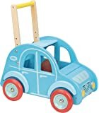 Vilac 1009 Retro Wooden Toy Car Pusher & Walker