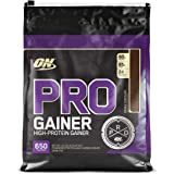 Optimum Nutrition (ON) Pro Mass Gainer - 10.19 lbs, 4.62 kg, 4.62 kg (Double Chocolate)
