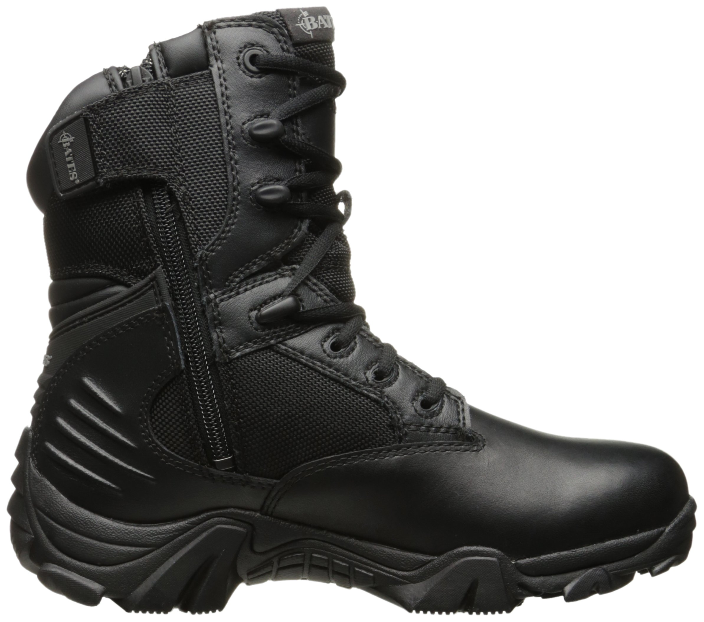 Bates Women's GX-8 Gore-Tex Insulated Side Zip Fire and Safety Shoe, Black, 9 M US by Bates (Image #7)