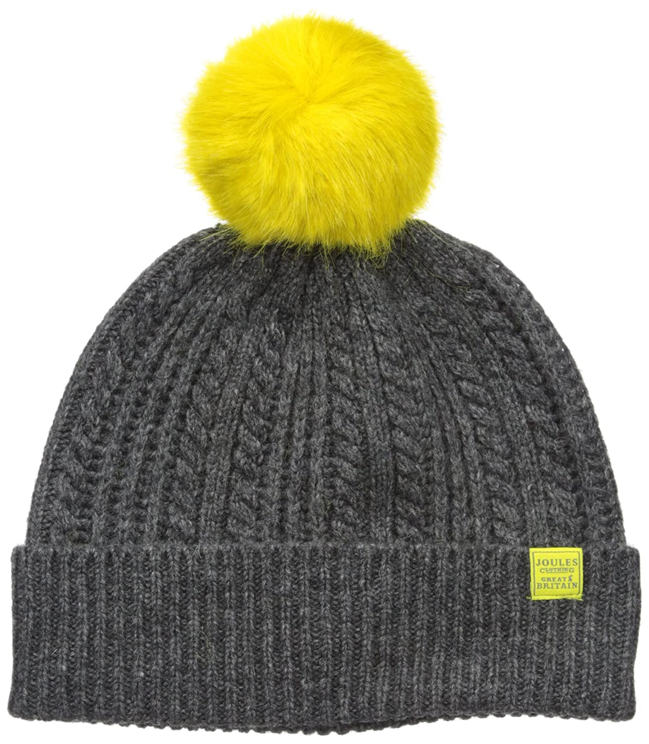 2007bf1f47d1c Joules Women s Bobble Hat Knitted Beanie