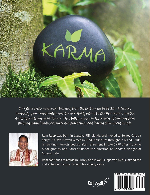 Amazon Com Bal Gita Good Karma Hindi Edition 9781773029689