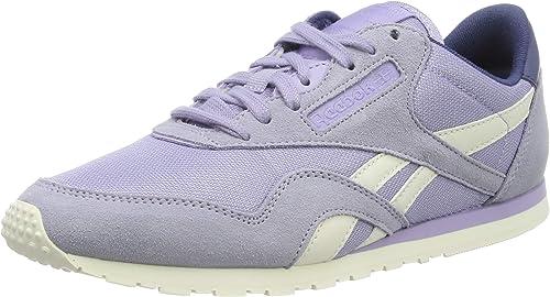 Reebok Cl Nylon Slim Core, Zapatillas de Running para Mujer ...