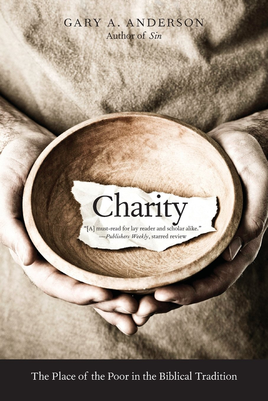 Charity: The Place of the Poor in the Biblical Tradition PDF