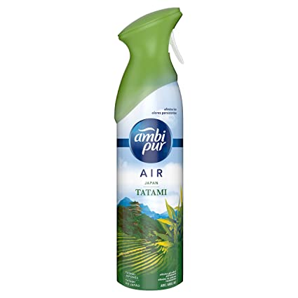 Ambi Pur Spray Tatami Japonés Ambientador - 300 ml
