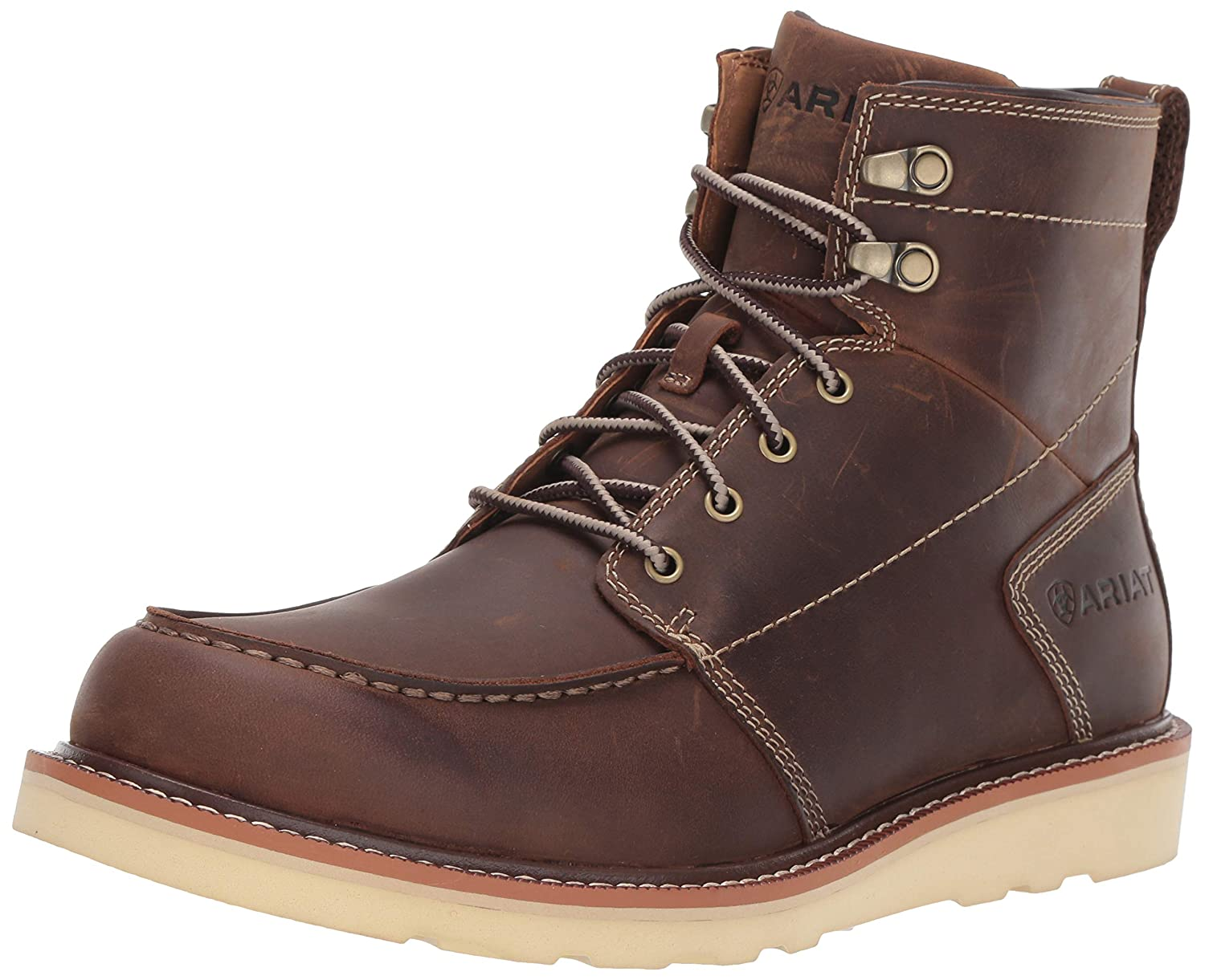Distressed Brown Ariat Men's Casual shoes Western Boot
