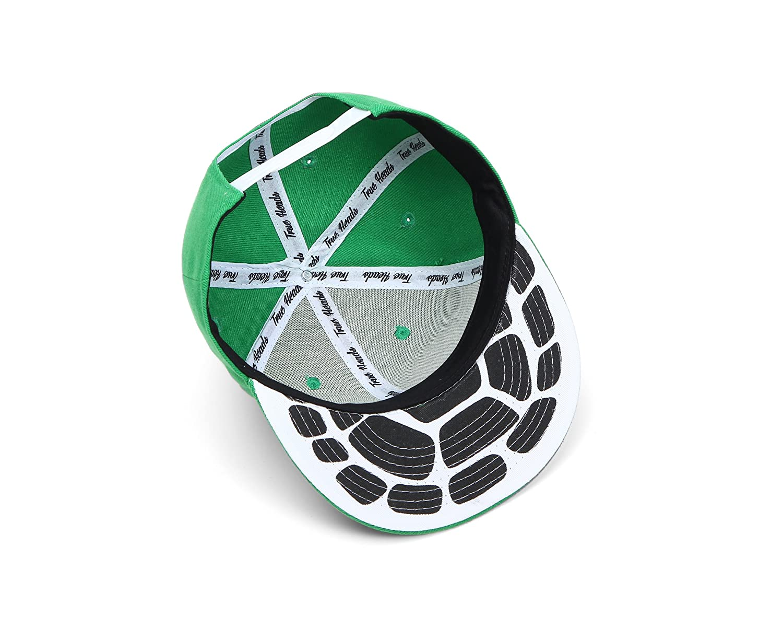 Snapbacks Ninja Turtles/ /Visi/ère Plate r/églable Casquette de Baseball Ajustable Violet