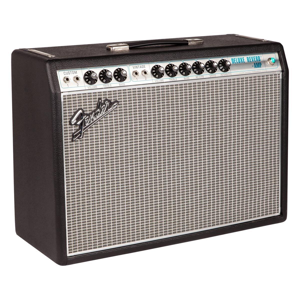 punto de venta barato Fender Fender Fender '68 Deluxe Reverb Reissue middot; Amplificador guitarra eléctrica  precios ultra bajos