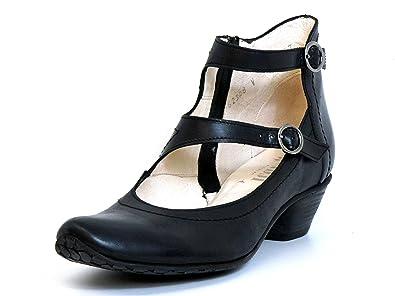 release date 96be3 e3ac7 Fidji Damen Pumps schwarz P02V327011: Amazon.de: Schuhe ...