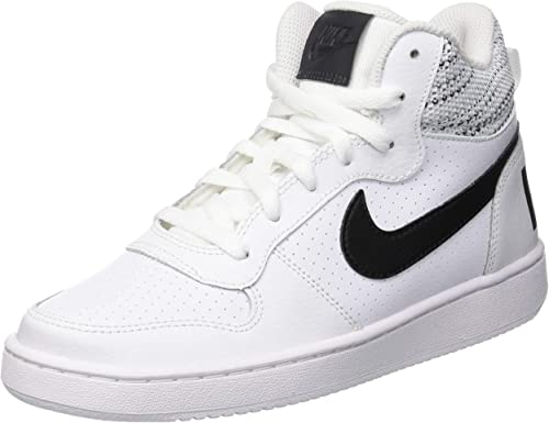 Nike Herren Court Borough Mid Se (Gs) Sneakers