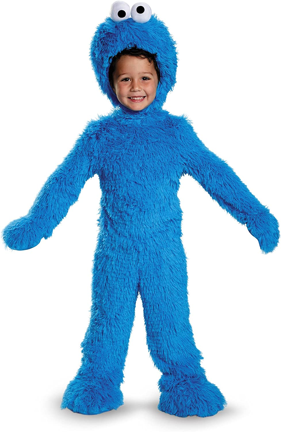 Sesame Street Cookie Monster Extra Deluxe Plush Infant/Toddler Costume