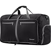 Gonex 80L Packable Travel Duffle Bag