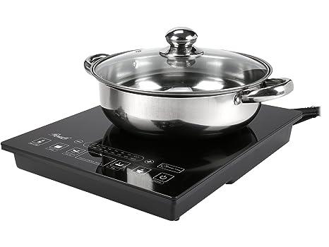 Amazon.com: Rosewill Anafe de cocina por inducción de ...
