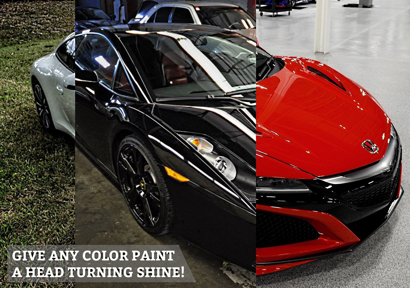 CarGuys Hybrid Wax Sealant - Top Coat Polish and Sealer - Infused with Liquid Carnauba for a Deep Hydrophobic Shine on All Types of Surfaces - 1 Gallon Bulk Refill by CarGuys (Image #6)