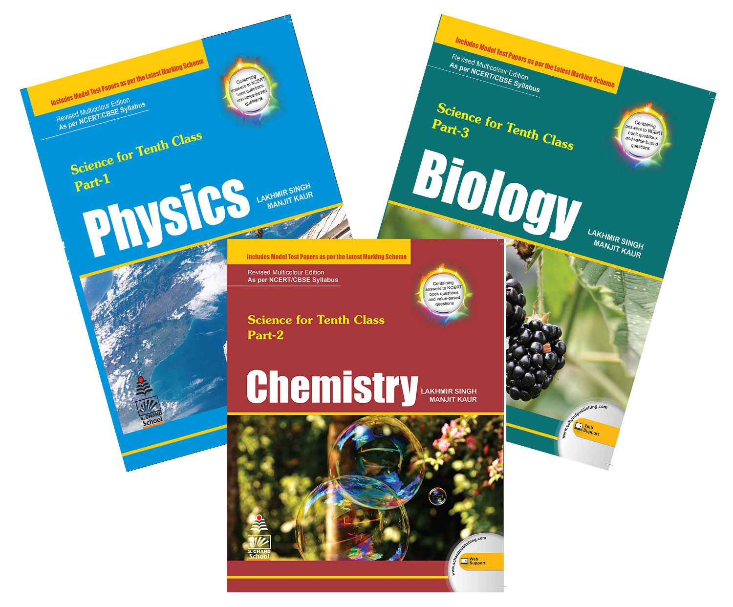 Combo Pack: Science for Class 10 2020 Exam with Free Virtual
