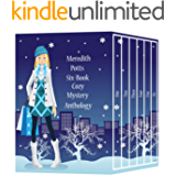 Meredith Potts Six-Book Cozy Mystery Anthology