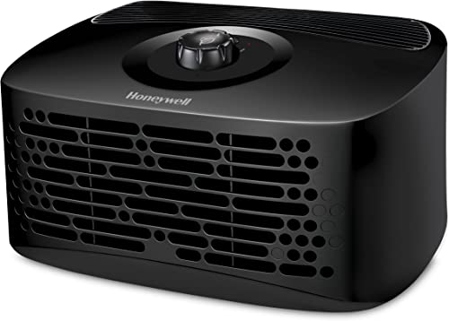 Honeywell HPA020B Tabletop Air Purifier True HEPA Allergen Remover, Small Room, Black
