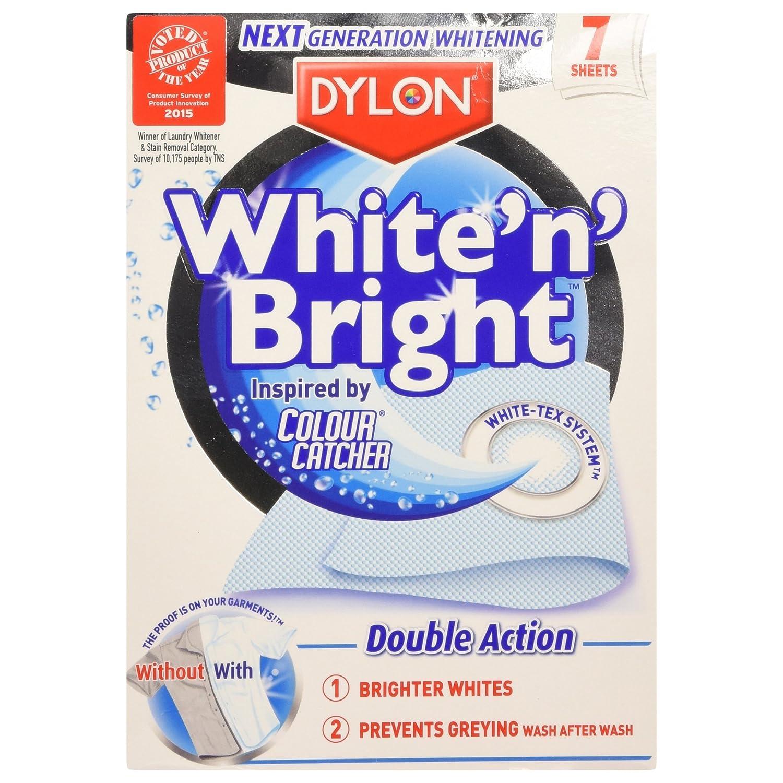 Colour catcher sheets - Dylon White N Bright Colour Catcher 7 Sheets Amazon Co Uk Prime Pantry