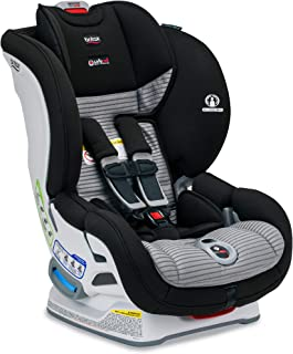 product image for Britax Marathon ClickTight Convertible Car Seat   1 Layer Impact Protection - Moisture Wicking & Ventilating Fabric, Dual Comfort Grey [Amazon Exclusive]