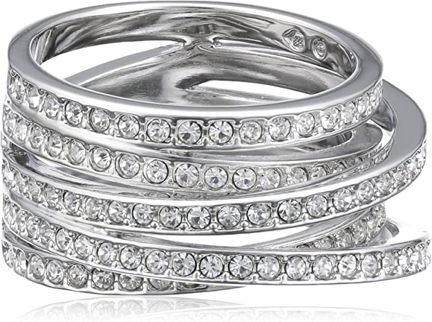 Swarovski - 1156306 - Bague Femme - Métal - Cristal
