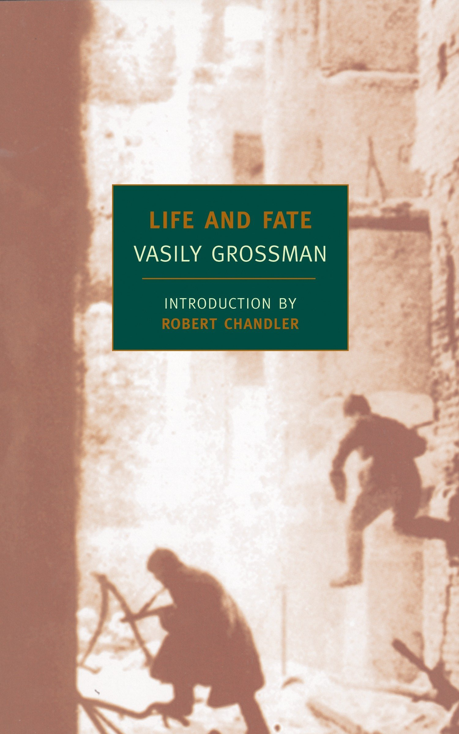 Life and Fate (New York Review Books Classics) by New York Review of Books