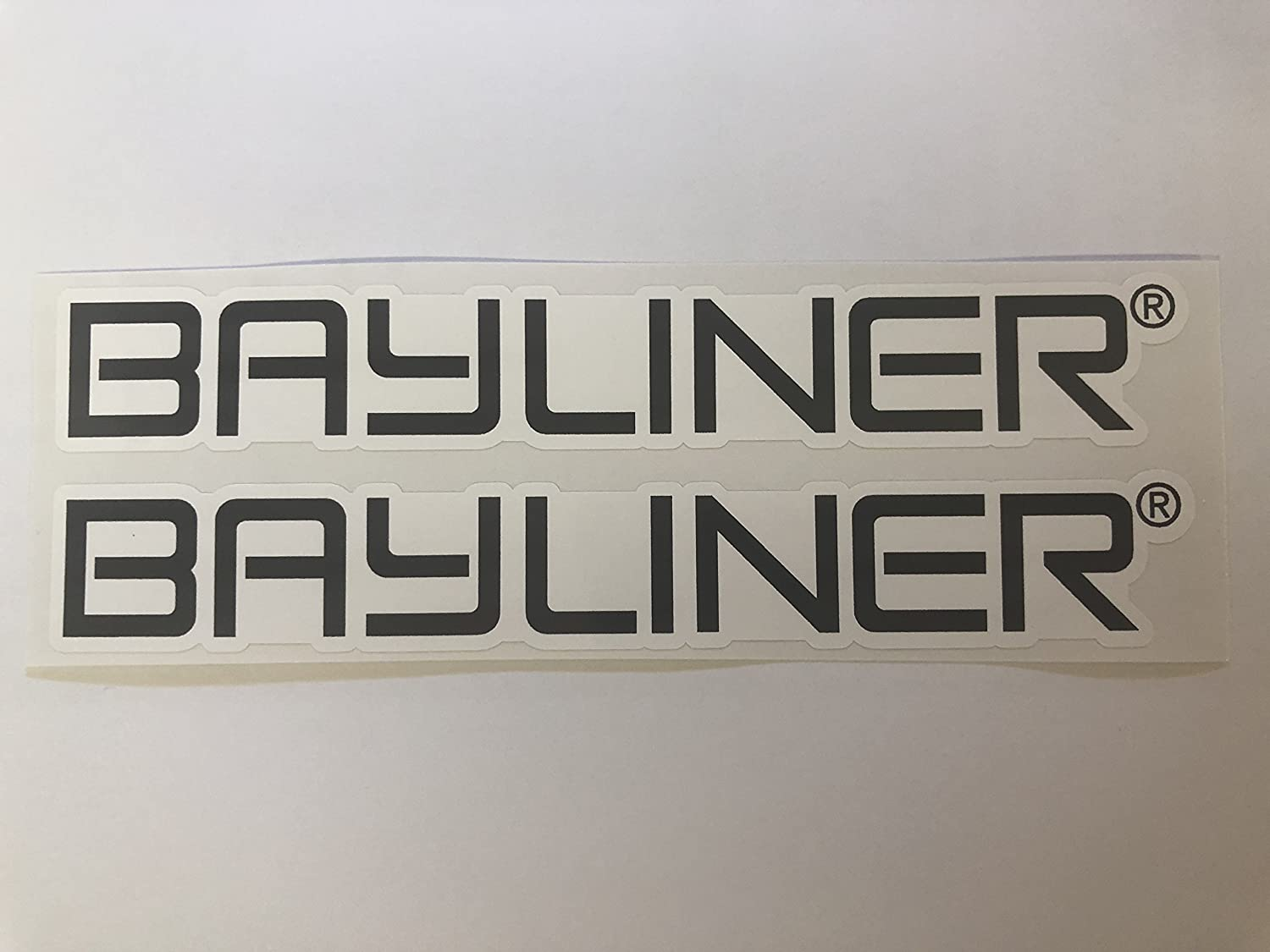 Set of 2 Bayliner Boat Decals-3 Sizes Available