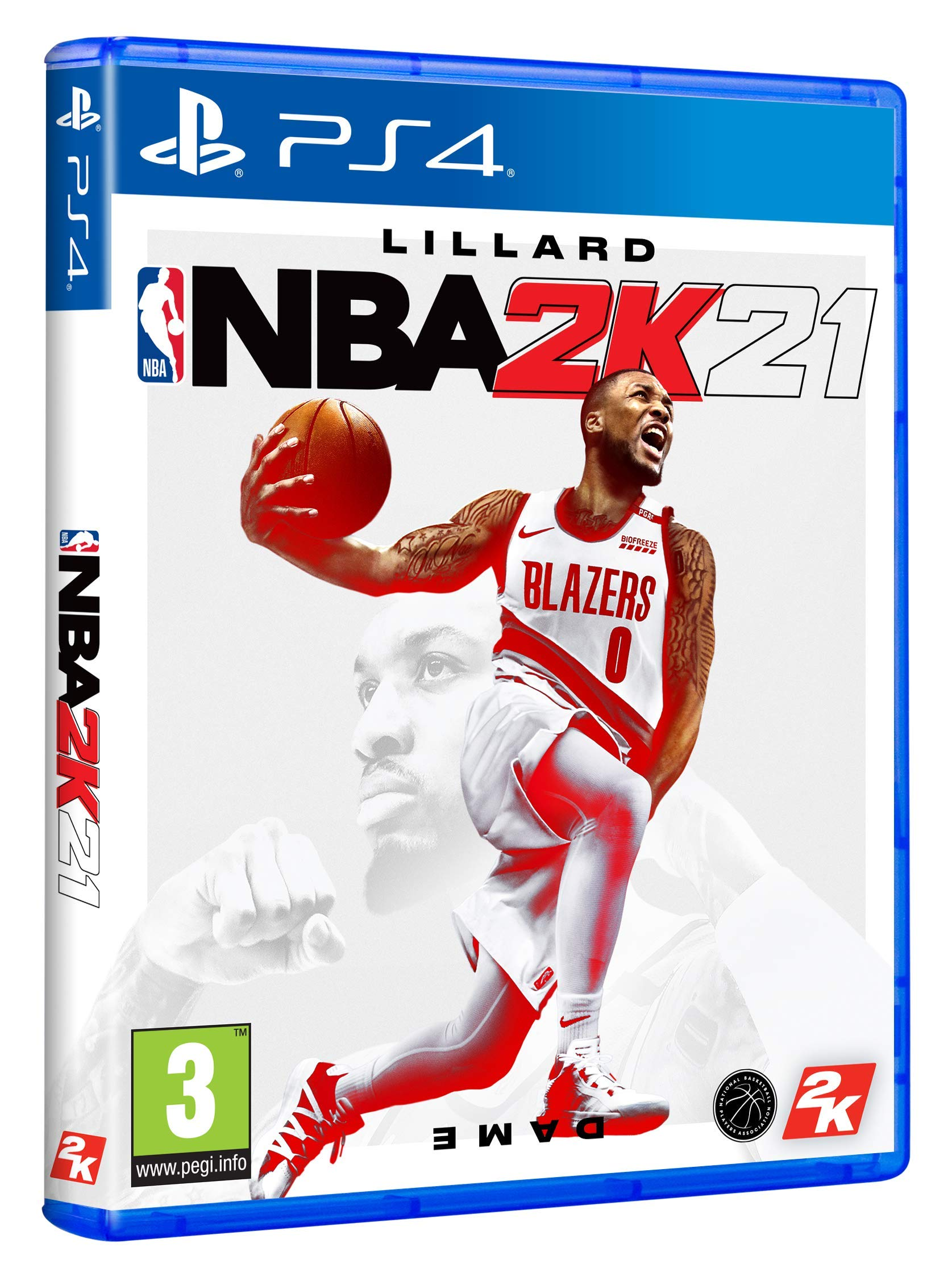 NBA 2K21 PS4 Game