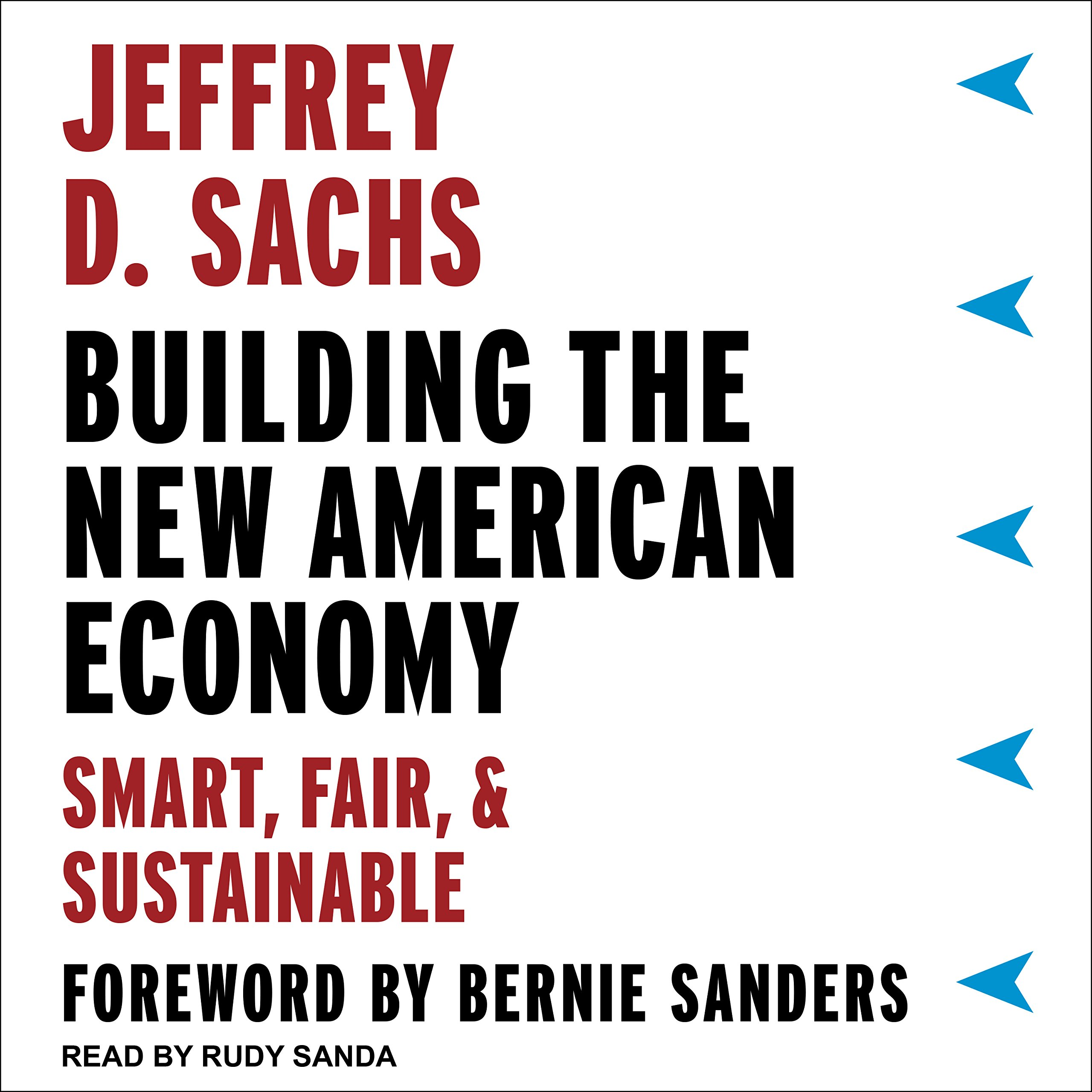 Building the New American Economy: Smart, Fair, and Sustainable by Tantor Audio (Image #1)
