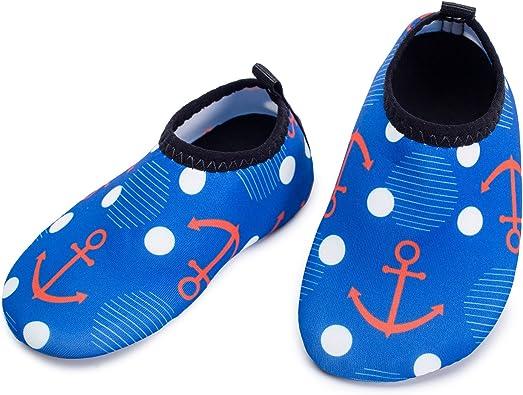 Baby Toddler Barefoot Water Shoes Skin Aqua Socks For Infant Girl Boy Beach Swim