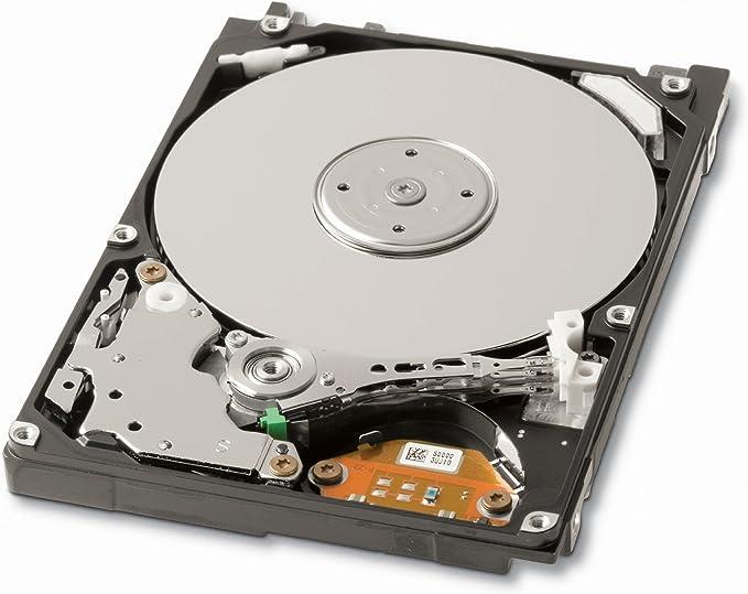 Toshiba MK1059GSM - Disco Duro Interno de 1 TB (5400 RPM, SATA, 2,5 Pulgadas (12,5 mm): Amazon.es: Informática