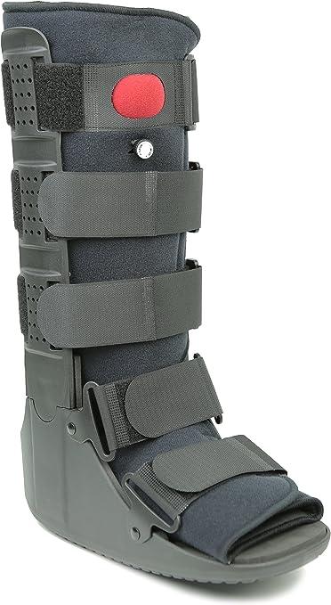 Amazon.com: Bota neumática alta Walker para fractura ...