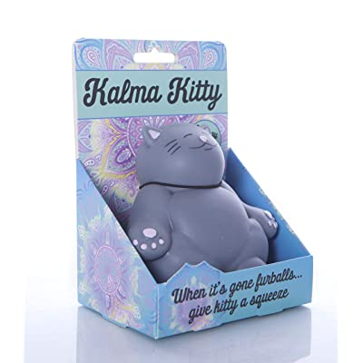 Boxer Gifts Kalma Kitty Stress Relief Toy | Helps with Anxiety | Great Birthday, Christmas, Secret Santa, Stocking Filler Gift for Cat Lovers: Home & Kitchen [5Bkhe0804646]