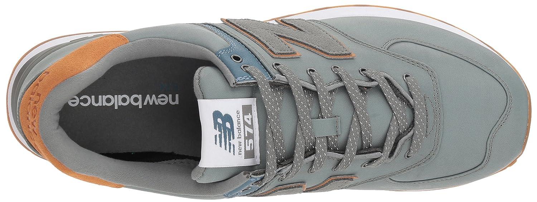 New Balance Herren Ml574E Ml574E Herren Sneaker, Grün 93b965