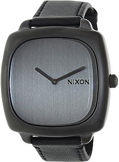 Nixon Shutter SS Watch - Matte Black / Matte Gunmetal