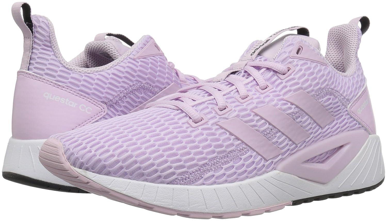 adidas Women's Questar Cc W Running Shoe B075R8FG92 11 B(M) Pink US|Aero Pink S, Aero Pink B(M) S, Carbon S d3e4f2