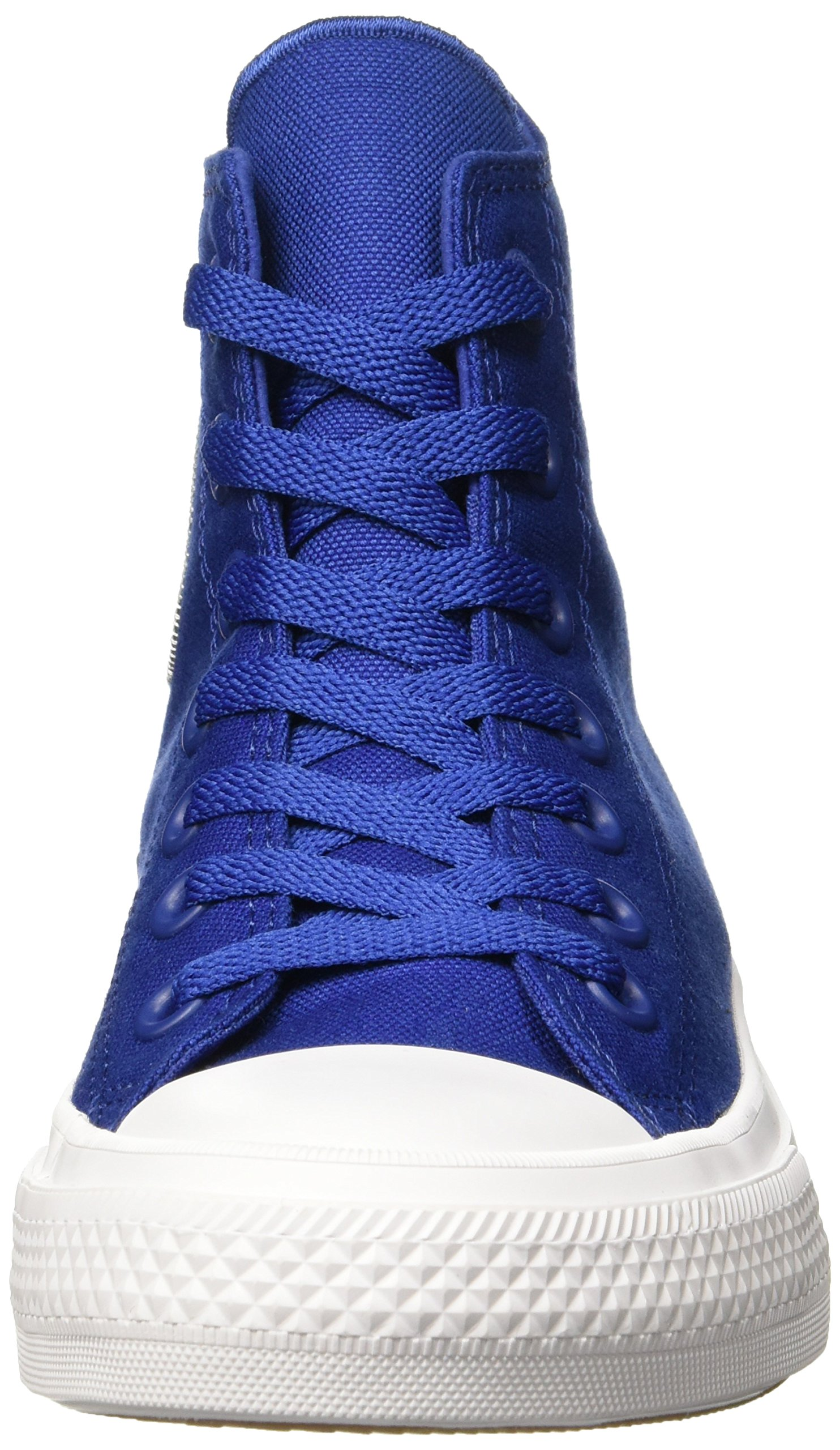 Converse Men's Chuck Taylor All Star II Hi, (Blue), 4 by Converse (Image #4)
