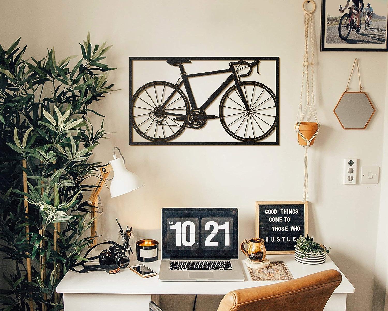 Metal Bicycle Wall Art, Metal Wall Decor, Metal Wall Art, Cycling Wall Art, Bike Wall Art, Cycling Gifts, Metal Wall Hangings, Bicycle Art