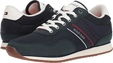 f1aae6ace TOMMY HILFIGER Men s Marcus Navy 1 11 D US  Buy Online at Low Prices ...