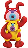 Mattel The Sing-A-Ma-Jigs Duets - Red with Puppy