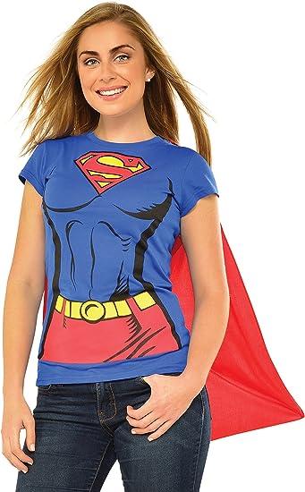 D C Comics Superhero Girls T-Shirt Size Large
