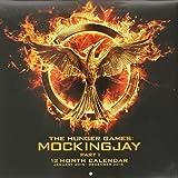 Hunger Games 2015 Calendar