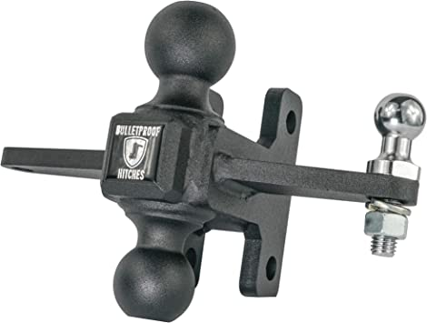 BulletProof Hitches Weight Distribution//Sway Control Adapter Allows Attachment of Weight Distribution Systems
