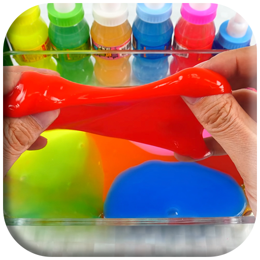 Jelly Slime - Jigsaw Puzzle Game 2019