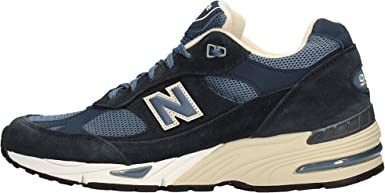 new balance 991 uomo blu