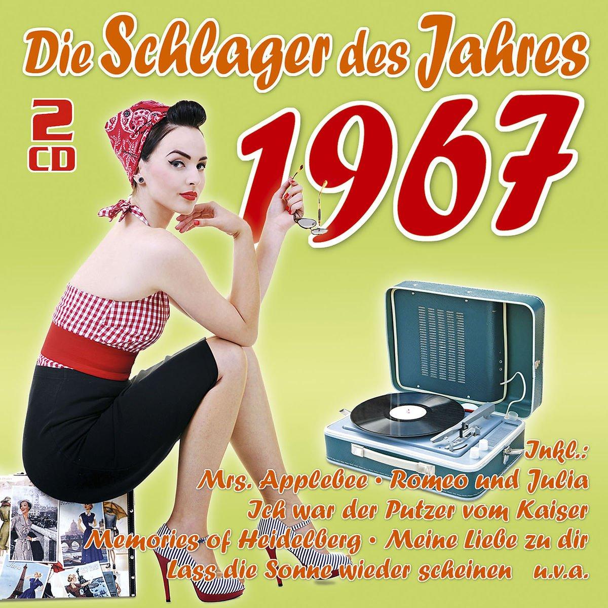 Die Schlager Des Jahres 1967