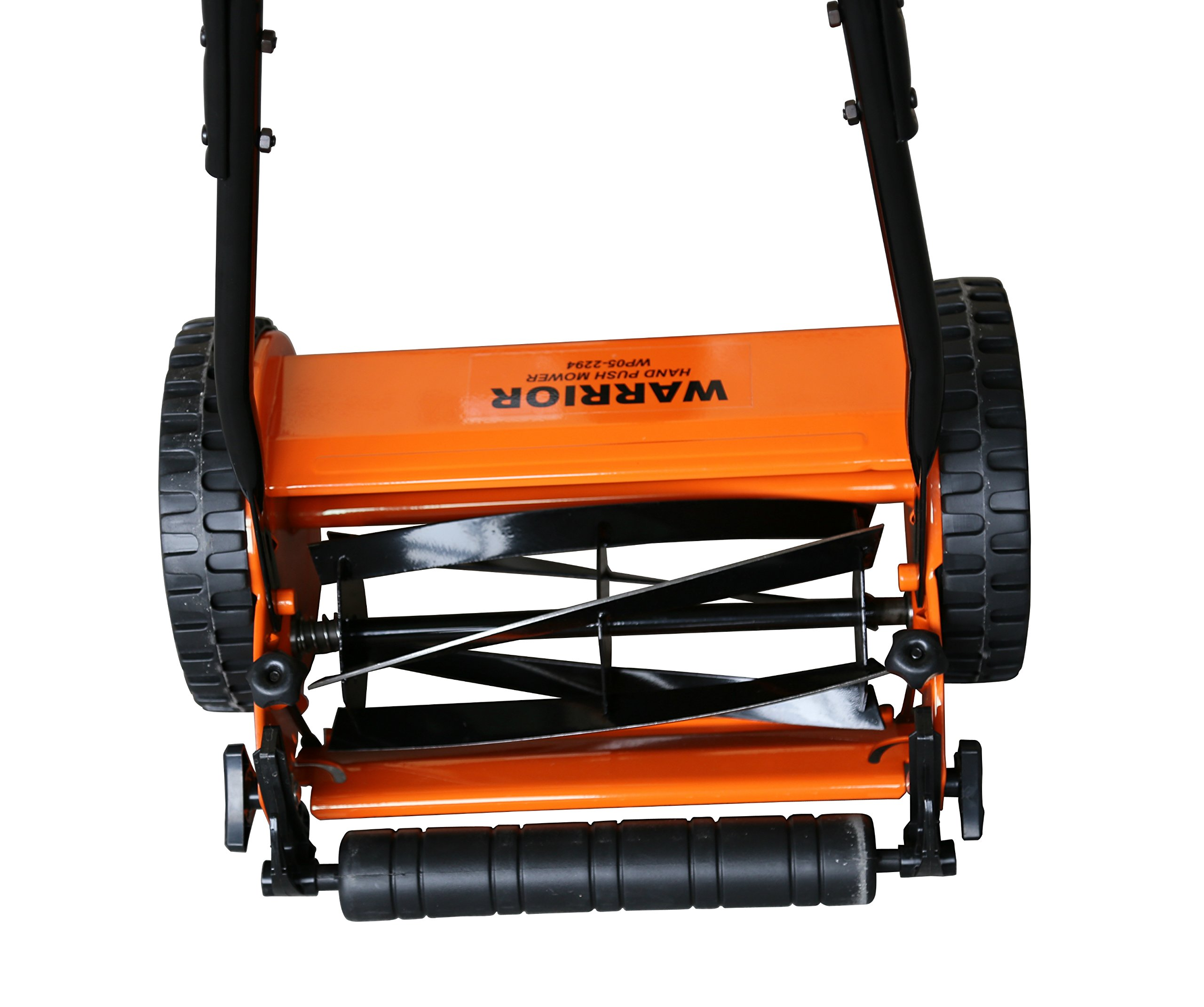 Warrior Tools WR74140 Hand Push Reel Mower, 14'' by Warrior (Image #3)