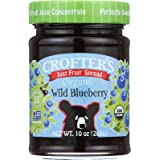 Crofters Fruit Sped Blueberry Organic, 10 oz