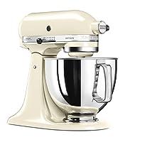 Kitchenaid 5KSM125 Artisan Robot pâtissier 4.8 L 300 W